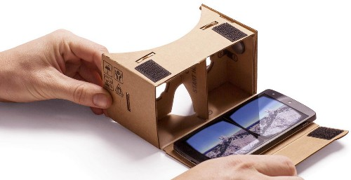 The New York Times to launch slate of VR films, will give out 1M+ Google Cardboard viewers for free