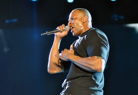 Dr. Dre may have drunkenly confirmed Apple's Beats acquisition (video)