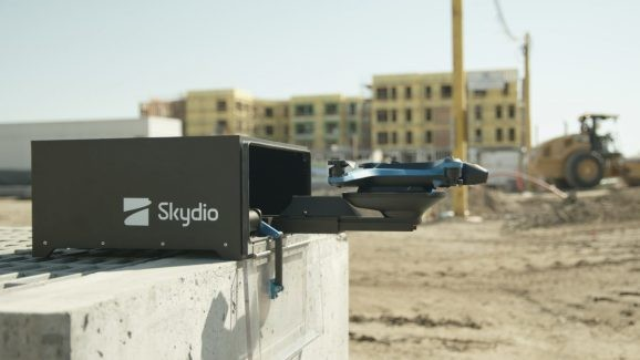 Skydio 2 Dock enables autonomous factory, warehouse, and industrial operations