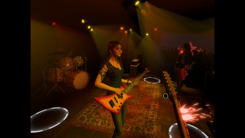 Rock Band VR takes music games in a new direction