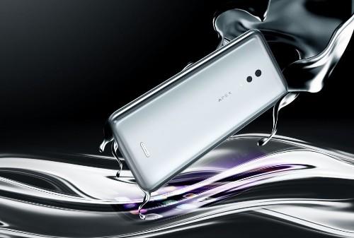 Vivo's sleek Apex 2019 5G smartphone eliminates bezels, seams, and ports