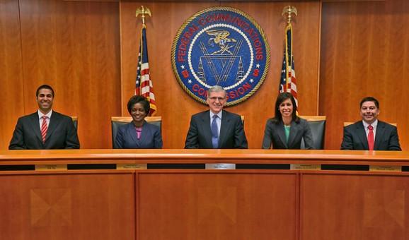 Netflix-Verizon spat grabs the FCC's attention