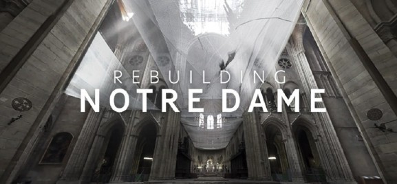 Oculus introduces Rebuilding Notre Dame VR — before and after fire