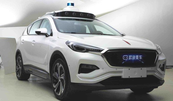 Baidu claims its Apollo Lite vision-based vehicle framework achieves level 4 autonomy