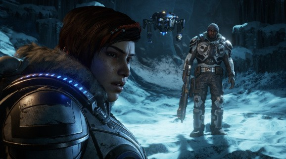 Gears 5 gets over 3 million players in its first weekend