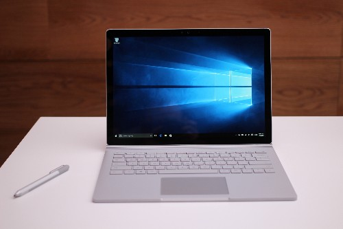 Hands-on with Microsoft's Surface Pro 4 and Surface Book