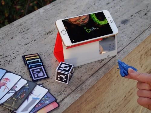 ToneTree launches Kickstarter for Oak augmented reality playground