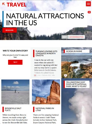 New StoryBy online magazine shares most of its revenue with storytellers