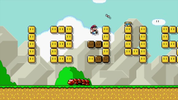 Nintendo and Facebook team up to promote Super Mario Maker