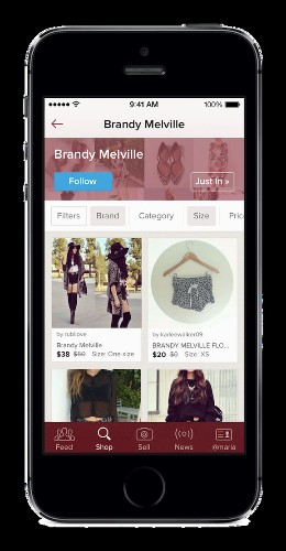 Fashion site Poshmark launches personal store built around your 'Style Genome'