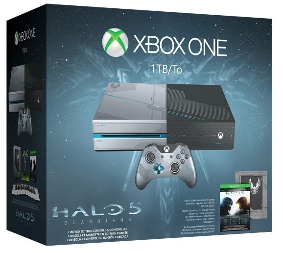 Xbox One outsold PlayStation 4 in October thanks to Halo