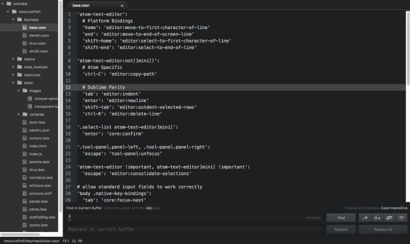 Facebook open-sources Atom in Orbit, a web-based IDE