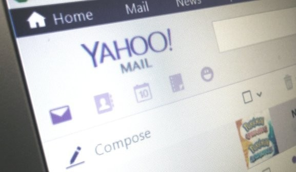 Yahoo now serves up personalized news alongside your emails on the Web