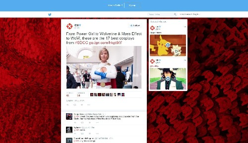 Twitter's latest experiment shows tweets you might like under a new Related Videos section