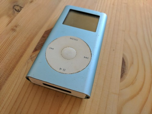 The iPod is now 15 years old