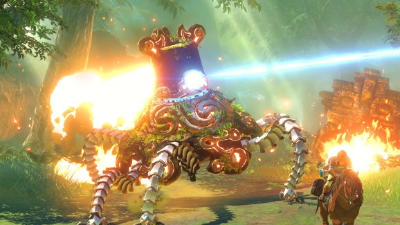 Zelda Wii U is still coming in 2016 — for real