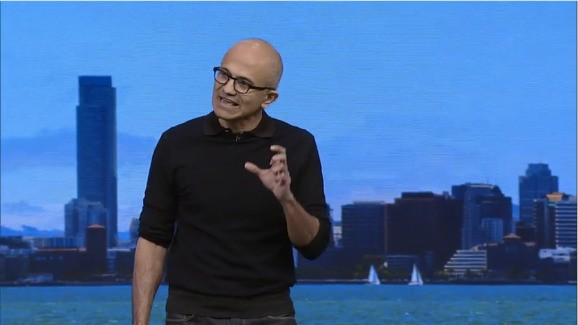 Satya Nadella unveils Microsoft's new mission: empowering everyone on the planet