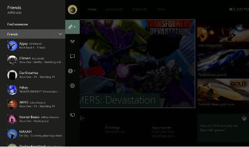 Hands-on with the new Xbox One experience — see what's different