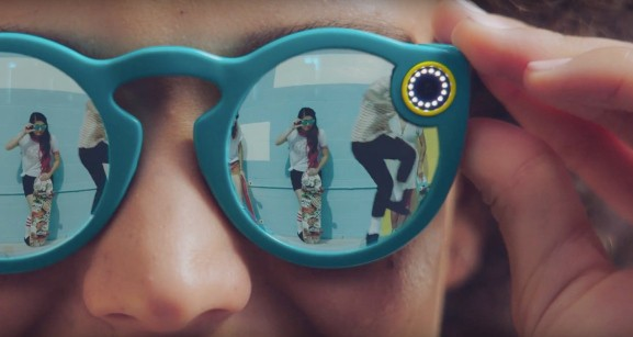 Snapchat changes its name to Snap, unveils camera glasses