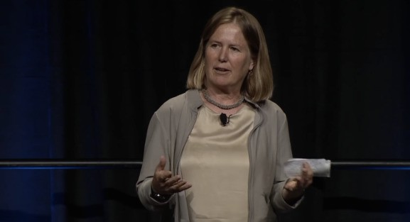 Google buys Diane Greene's startup Bebop, makes her the head of its whole cloud business