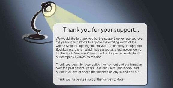 Apple has acquired BookLamp and its book recommendation engine
