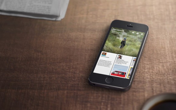 Facebook to launch standalone news app 'Paper'