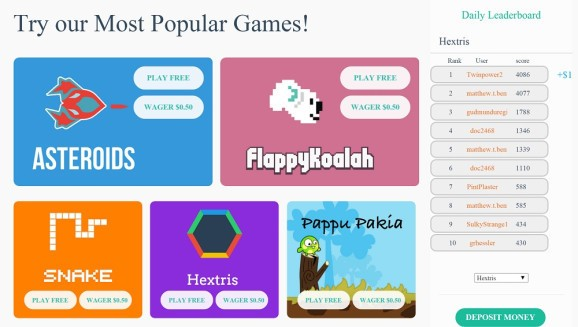 Koalah launches web platform for games with real-money stakes