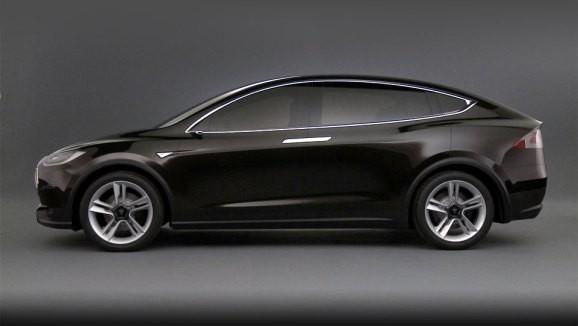 Range Rover all-electric utility vehicle may challenge Tesla Model X