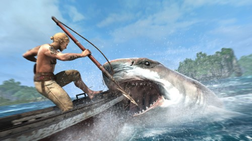 False rumors, ugly cities, and sharks: How meticulous research shaped Assassin's Creed IV: Black Flag