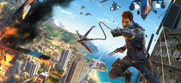 Just Cause 3 announced for PlayStation 4, Xbox One, and PC for 2015