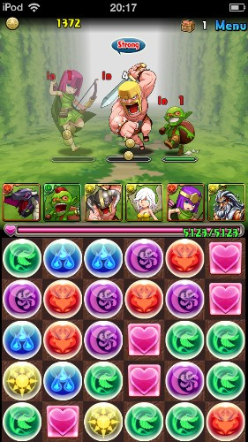 Developers team up for Puzzle & Dragons and Clash of Clans cross promotion