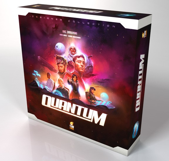 Great tabletop games for video gamers: Quantum