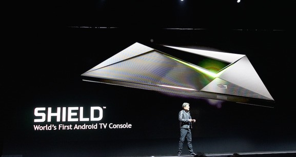 Nvidia announces its $200, 1,080p Shield Android TV Console — launches in May