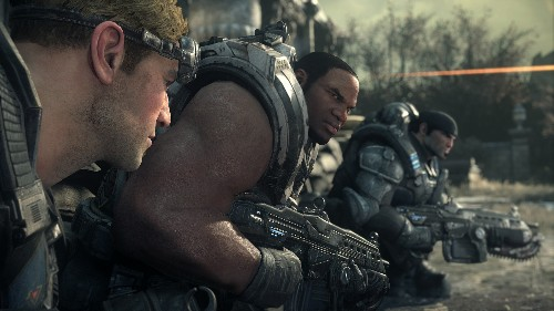 Gears of War: Ultimate Edition shows how little the series has aged