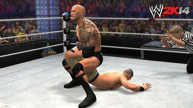 30 years of Wrestlemania saves WWE 2K14 from smelling like last year's leftovers (review)