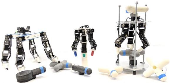 Google Brain's ROBEL benchmark lets devs track AI quality on affordable robots