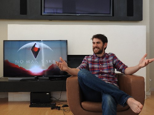 How No Man's Sky creator is using clever tech to build a truly indie game universe