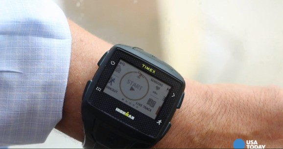 Timex enters smartwatch market with expensive, fugly, not-very-smart Ironman One GPS+