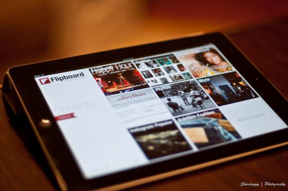 Flipboard opens London office to win over European luxury brands