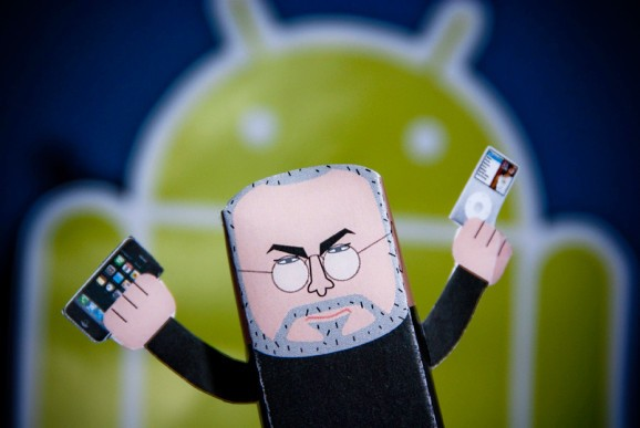 Android's market share is a 'joke,' and 'Apple owns the high end' of the smartphone market (interview)