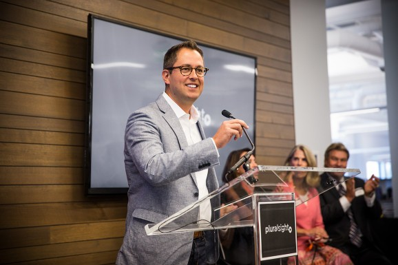 Pluralsight grabs $135M to expand online learning for professionals