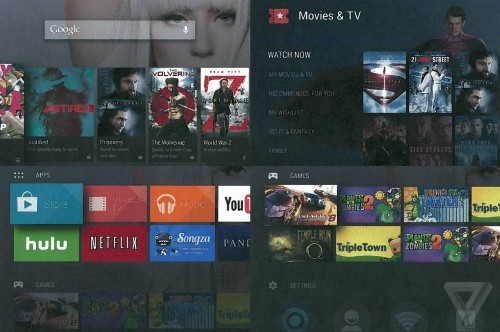 Leaked docs reveal Google's plans for 'Android TV'