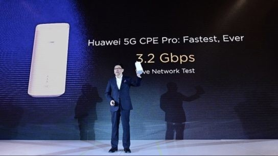 Huawei announces new 5G chipsets, phones, and router ahead of MWC 2019
