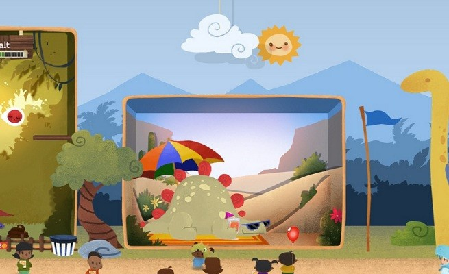 Recurious debuts Dinorama educational mobile game where the emphasis is on fun