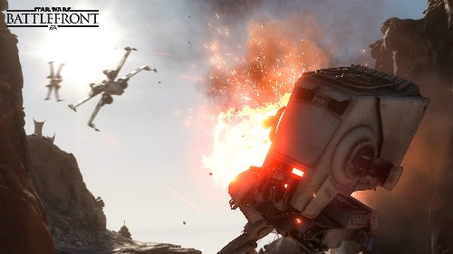 Why Star Wars: Battlefront is one of our most anticipated games from E3 2015