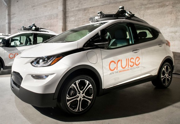 GM's Cruise is preparing for a self-driving future in the cloud