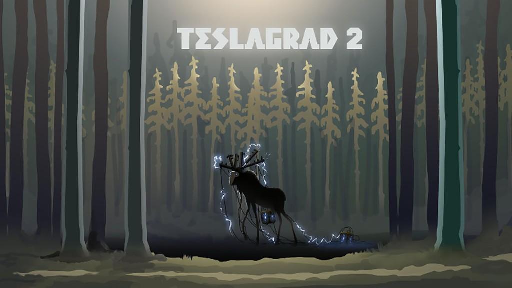 Teslagrad 2 will bring back the magnetic Metroidvania mayhem