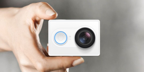 Xiaomi releases a $63 GoPro competitor (with optional selfie stick)
