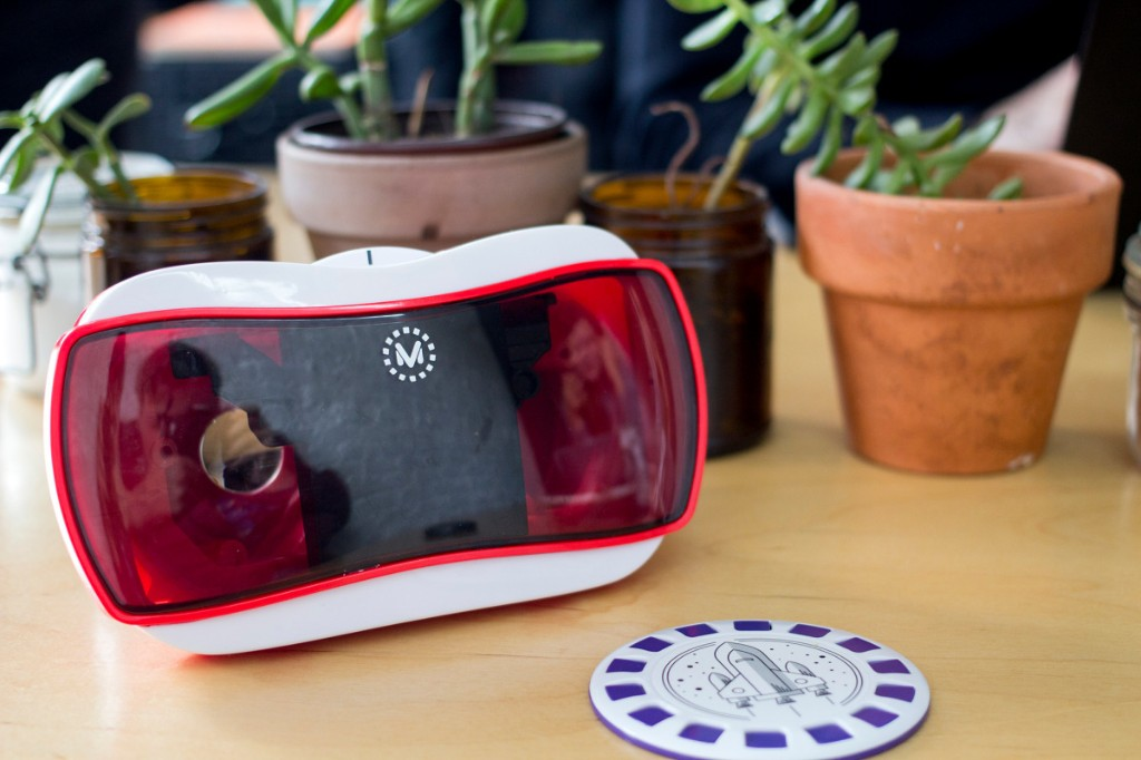 Mattel and Google teamed up to make VR kid friendly, and they got pretty darn close