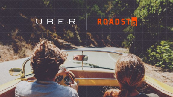 UberVINTAGE in France will let dads book rides in classic cars for Father's Day